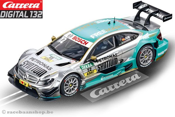 AMG Mercedes C-Coupe DTM D. Juncadella, No.12