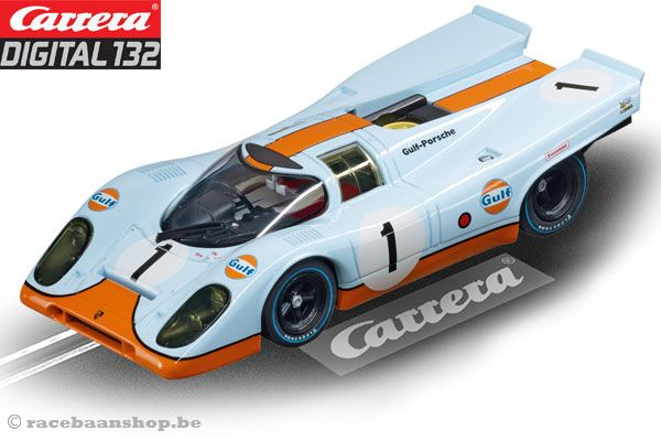 Porsche 917K J.W Automotive Engineering, No.1 Daytona