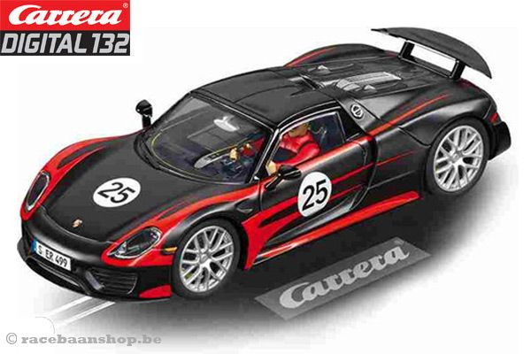 carrera digital 132 porsche 918 spyder. Black Bedroom Furniture Sets. Home Design Ideas