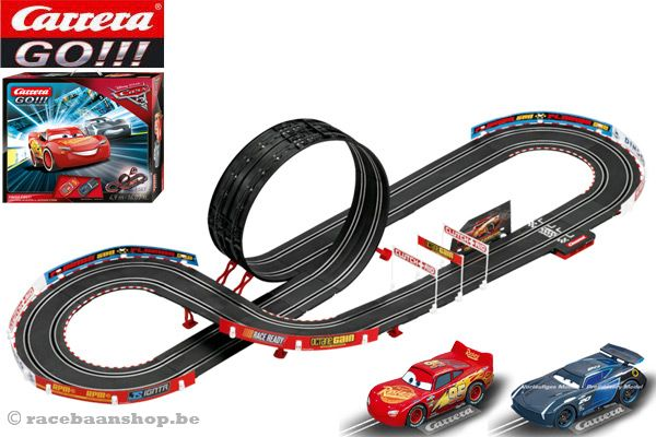 Carrera Go Cars 3 Finish First Racebaanshop Be