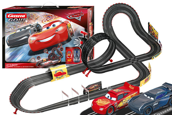 Cars - Let's Race!