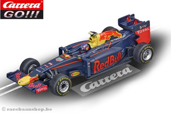 Red Bull Racing RB12 M.Verstappen, No.33