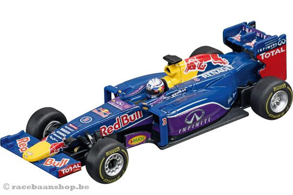 Auto 1: Infinity Red bull Racing RB11 D.Ricciardo, No.3